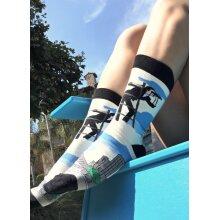 Powerful Woman Sock - Sock Panda