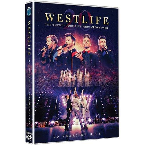 Westlife - THE TWENTY TOUR-LIVE FROM CROKE PARK (DVD) [DVD]