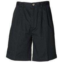 Black  Teflon Coated Chino Shorts Henbury Size 36R