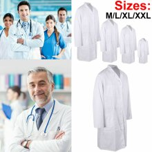 Laboratory Doctors Medical Coat White