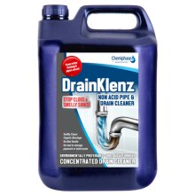 DrainKlenz - Concentrated Drain Cleaner | Chemiphase Ltd