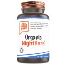 Organic NightKare Supplements, No Added Sugar, Gluten-free, NON-GMO