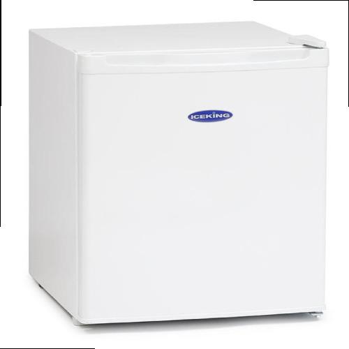 IceKing TL48W 48 Litre Table Top Mini Fridge A+ Energy Rating in White