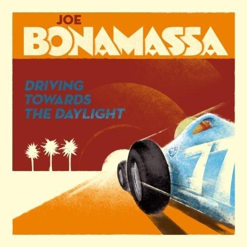 Joe Bonamassa - Driving Towards the Daylight [CD]