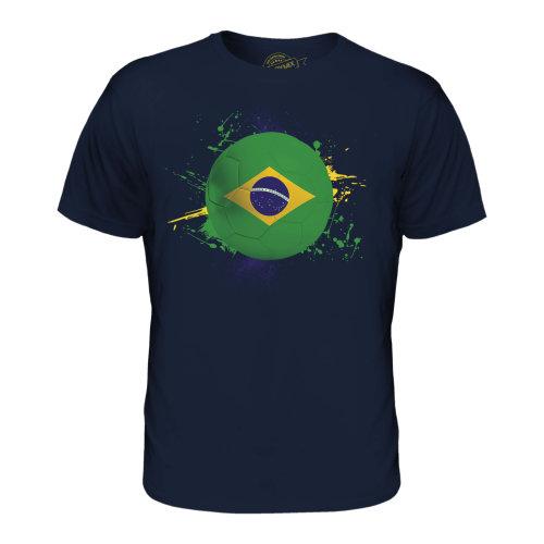 Candymix - Brazil Football - Men's T-Shirt Top