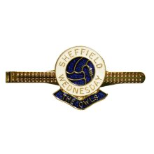 Sheffield Wednesday football club tie pin