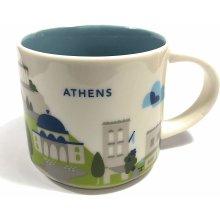 Starbucks You Are Here Athens Mug