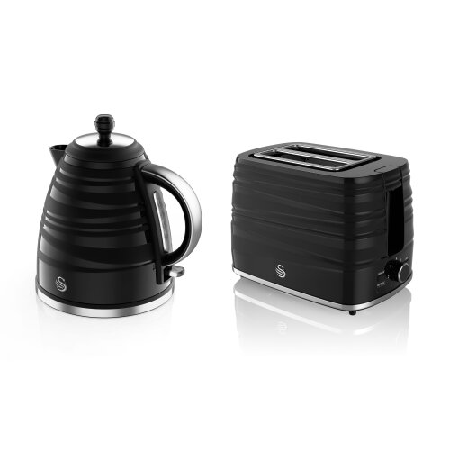Symphony Twin Pack Kettle and Toaster