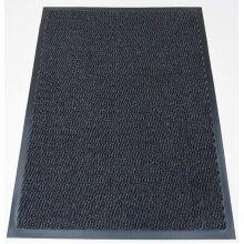 Abaseen Anti Slip Rubber Outdoor Floor Mat - Grey 90x150 CM