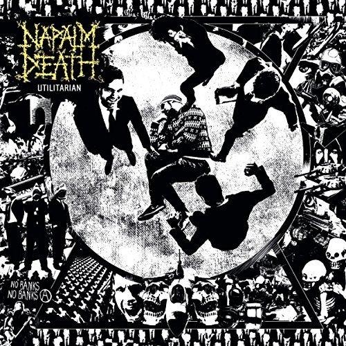Napalm Death - Utilitarian [CD]