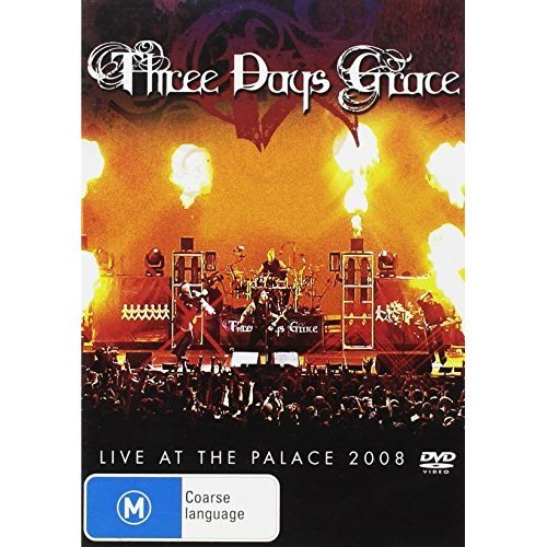 Three Days Grace - One (1 DVD) [DVD]