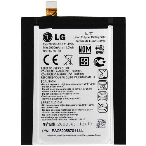 LG BL-T7 3,000 mAh Battery for LG G2