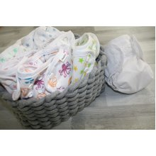 MuslinZ Washable Nappy Wrap