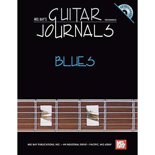 Guitar Journals -Blues (Mel Bay's Guitar Journals)