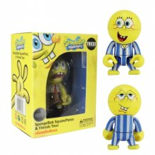 SpongeBob SquarePants & Friends Trexi - Bedtime SpongeBob