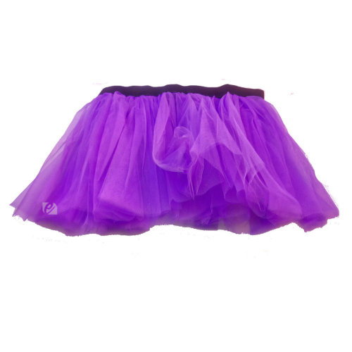 NEON TUTU SKIRT 80/'S FANCY DRESS HEN PARTY  3 LAYERS ELASTICATED WAIST