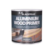 Blackfriar BF0370003F1 Aluminium Wood Primer 250ml