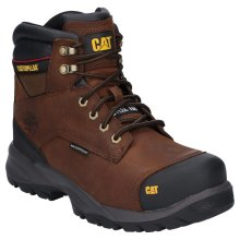 Mens Spiro Lace Up Waterproof Safety Boot