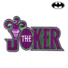 Patch Joker Batman Polyester Purple