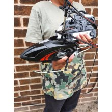 Remote Control Helicopter Infrared 3.0 Channel- 50 Metre aviation span