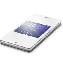 Sony 1287-5640 mobile phone case Folio White