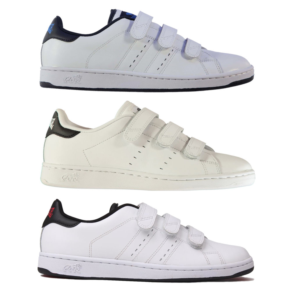Lonsdale Leyton Mens Trainers Shoes