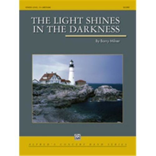 Alfred 00-36709 LIGHT SHINES IN DARKNESS-CB SET4D