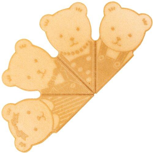 Marcantonio Little Bear Fan Wafers - 2x200