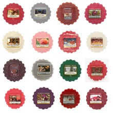 Yankee Candle Wax Melts - Choice of Scent
