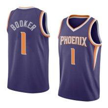 #1 Devin Booker Men's Basketball Jersey Sport Shirts Sleeveless T-Shirt