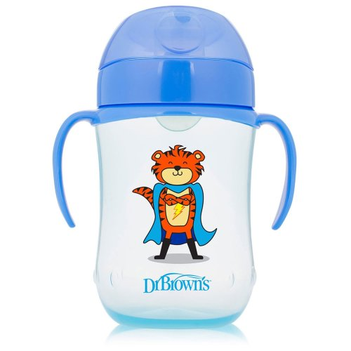 Dr Brown's Toddler 270ml Cup Blue