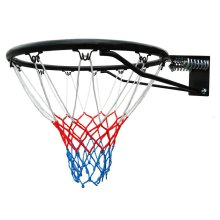 Kingdom GB Wall-Mounted Slam Dunk Pro Basketball Hoop & Net – 45cm