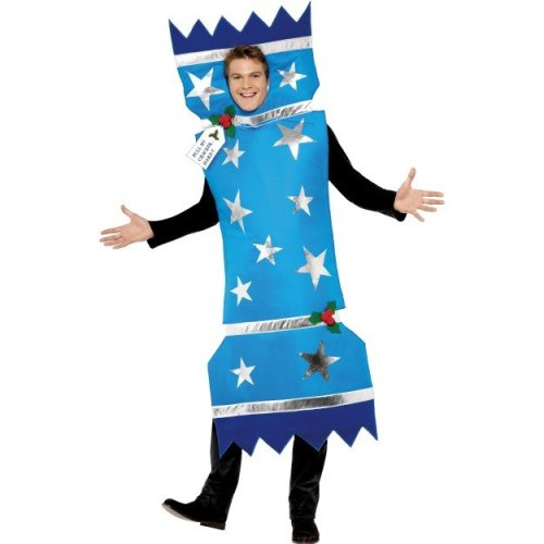 NOVELTY CHRISTMAS FANCY DRESS COSTUME ADULT UNISEX FUNNY OUTFITS XMAS PARTY
