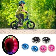Universal Kids Bike Training Wheels Stabilisers