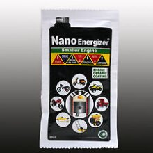NANO OIL Muscle Car METAL WEAR Anti-Friction Engine Diff Gearbox Additive