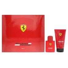 Scuderia Ferrari Red Eau de Toilette 75ml & Hair And Body Wash 150ml Giftset Men
