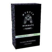 Mystic Mondays Tarot: A Deck for the Modern Mystic: (Tarot Cards and Guidebook Set, Card Game Gifts, Arcana Tarot Card Set)
