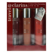 Clarins Gloss Appeal 3 X 00, 02, 05 Lip Gloss 5.5ml For Womens (UK)