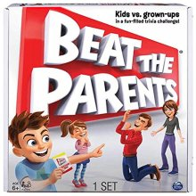 Spin Master Beat the Parents Game