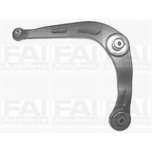 Front Left FAI Wishbone Suspension Control Arm SS4217 for Peugeot 206 2.0 Litre Petrol (07/03-08/06)
