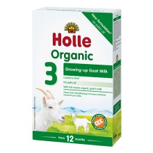 Holle Organic Infant Goat Milk Follow-on Formula 3