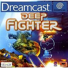 Deep Fighter Dreamcast - Used