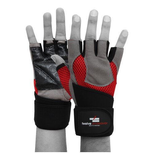 Weight Lifting Gloves Gym Workout Training Gloves