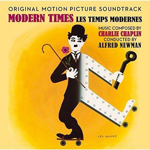 Charlie Chaplin - Modern Times  (original Motion Picture Soundtrack) [CD]