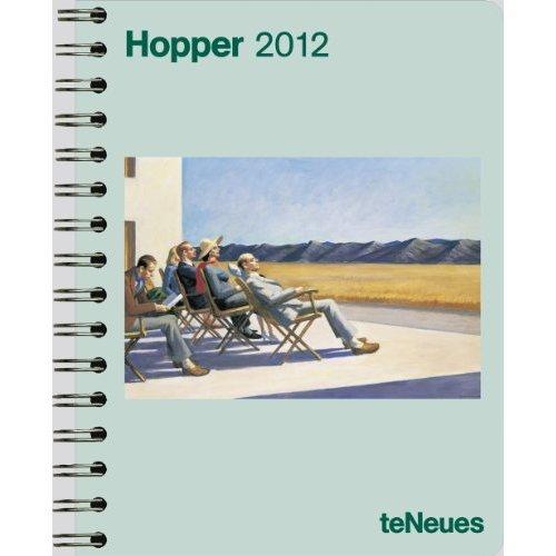 2012 Edward Hopper Deluxe Diary