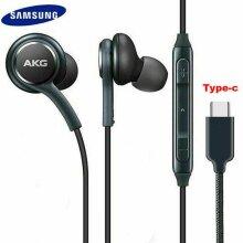 SAMSUNG USB TYPE C AKG EARPHONES HEADPHONES FOR GALAXY NOTE 10, 10+, S20, UK