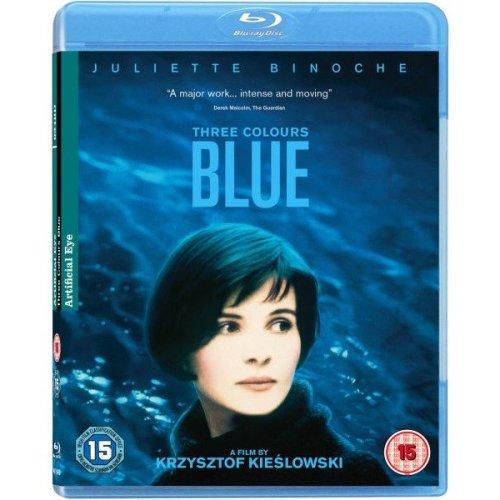 Three Colours - Blue Blu-Ray [2013]