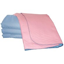Drylife Washable Double Bed Protector/Pad with Tucks - 85cm x 115cm