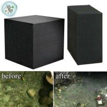 Eco-Aquarium Water Purifier Cube Aquarium Cleaning Activated Carbon Original