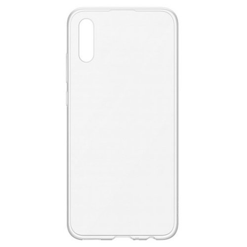 Mobile cover Huawei Y6 2019 TPU Transparent